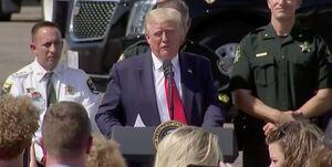 تهدید تلویحی ترامپ| اگر بایدن رئیسجمهور شود، آشوب و خونریزی گسترش مییابد