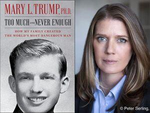 کتاب مری ترامپ