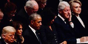ترامپ: مثل۴ سال قبل، اوباما را شکست میدهیم