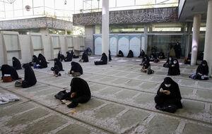 عکس/ مراسم روز عرفه در دانشگاه تهران چگونه برگزار شد؟