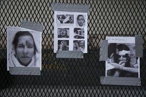 تصاویر معترضان آمریکایی زخمی شده در پورتلند