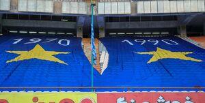 پروژکتورهای ورزشگاه آزادی خاموش شد