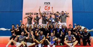 وعدههای تو خالی به قهرمانان جهانی والیبال