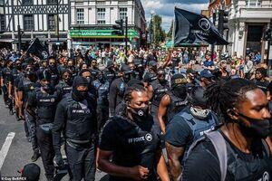 گروه سیاهپوستان مسلح NFAC در انگلیس
