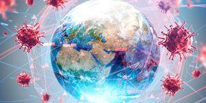 فیلم/ آمار نهایی کرونا در جهان تا ساعت ۱۴:۰۰