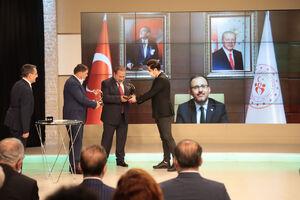 ۲ کشتیگیر برترین ورزشکاران ترکیه شدند
