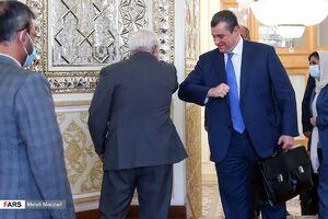 دیدار مقام دولتی روسیه با وزیر امور خارجه