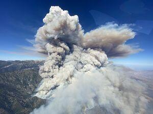 آتشسوزی مهیب در کالیفرنیا