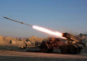 تاثیر ابتکار سپاه در افزایش قدرت موشکی مقاومت +عکس