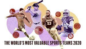 ارزشمندترین باشگاههای ورزشی جهان