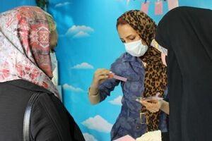 دختران آتش به اختیار تهرانی برای ترویج حجاب به میدان آمدند +عکس - کراپشده