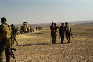 پشت پرده افزایش تحرکات داعش و بعثیها در بزرگترین استان عراق چیست؟ / جاده «تهران - مدیترانه» کابوس هر روز آمریکاییها + نقشه میدانی و عکس