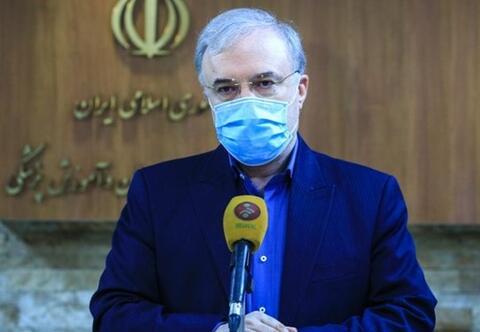 فیلم/ کجای دنیا وزیر بهداشت التماس میکند؟!