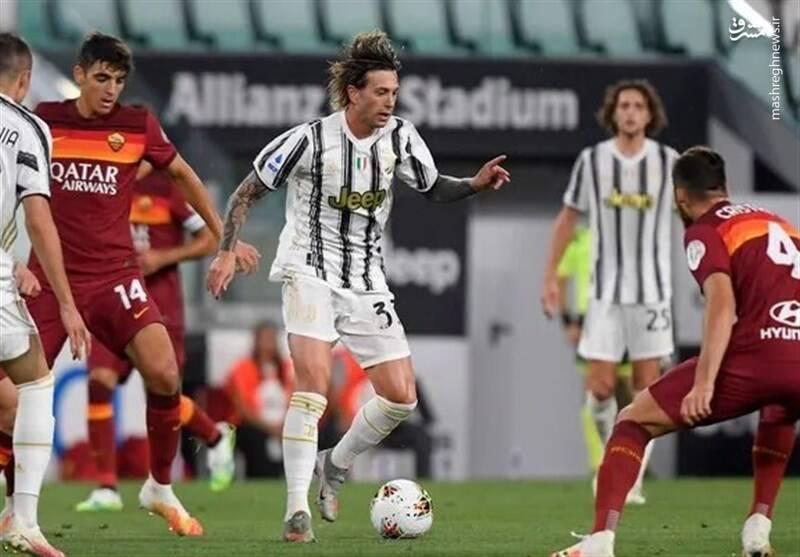 یوونتوس با پیراهن جدید و شکست خانگی جام قهرمانی را تحویل گرفت