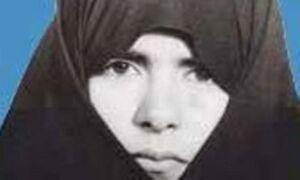 شهیده ۲۱ ساله آبادانی، دختر حقیقی خیابان انقلاب