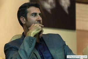 محمودی: کادر فنی تیم ملی والیبال نباید کاملا خارجی باشد