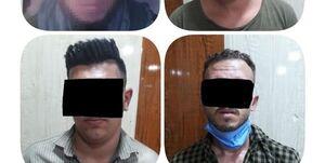 بازداشت ۶ تروریست داعش در شمال عراق