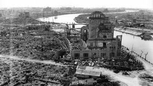 آمریکا در چنین شبی آزادی را به هیروشیما هدیه کرد