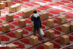 عکس/ گام دوم طرح کمک مؤمنانه در خوزستان
