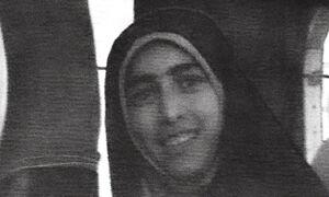 یادی از دخترک ۱۶ ساله که به دست «شارمهد» شهید شد + عکس