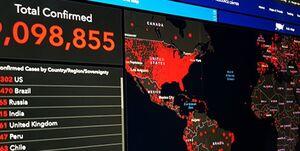 چرا آمار تلفات کرونا در کشورهای مختلف کمتر از میزان واقعی است؟