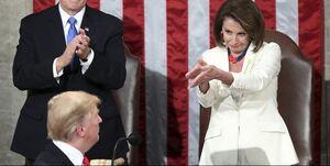 نانسی پلوسی: جمهوریخواهان مردم را نادیده میگیرند