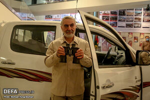 عکس/ افتتاح موزه و سراسرنمای مقاومت سردار سلیمانی