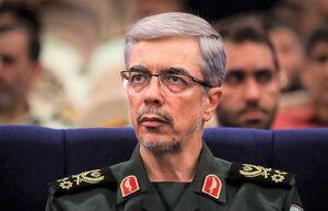 سرلشکر باقری: تروریستها قصد داشتند امنیت ایران را دچار مخاطره کنند