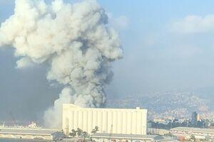 خطر تحریف در کمین حادثه بیروت