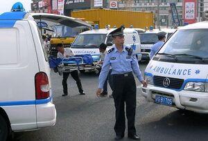انفجار در کارخانه مواد شیمیایی چین
