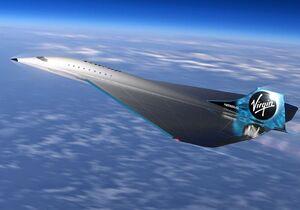 هواپیمای مسافربری مافوق صوت در راه است