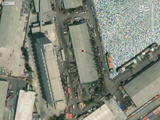 فیم/ انفجار بیروت را از بالا ببینید