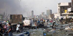 آزمون انسانیت در بیروت