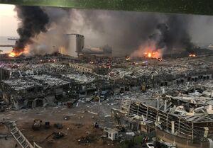 کارکنان کدام سفارتخانهها در انفجار بیروت کشته یا زخمی شدند؟