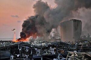 چه کسانی از انفجار بیروت سود میبرند؟