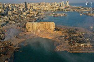 بیش از ۱۳۵ کشته و ۵۰۰۰ زخمی/ بازداشت خانگی افراد دخیل در پرونده انفجار بیروت  +عکس و فیلم