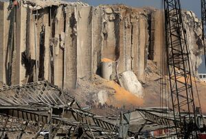 عکسهای خبرگزاری فرانسه پس از انفجار در بیروت