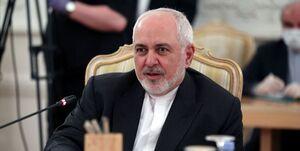 تبریک توییتری ظریف به وزیر خارجه عمان