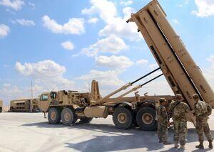 تذکر مهم موشکی سپاه به آمریکا با حمله به رادار «AN/TPY-۲» / چشم و گوش پدافندی ایالات متحده در تیررس نسل جدید خانواده فاتح +عکس
