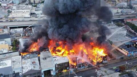 فیلم/ آنچه در انفجار هولناک بیروت رخ داد