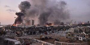 خسارت ناشی از انفجار بیروت چقدر برآورد شد؟