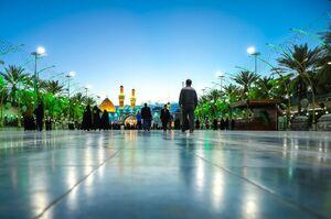 حال و هوای کربلا در آستانه عید غدیر