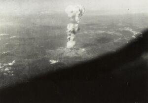 فیلم/ یادبود جانباختگان حمله اتمی آمریکا به ژاپن