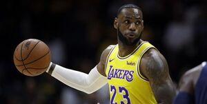 ستاره NBA در لباس لیورپول +عکس