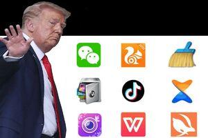 واکنش پکن به حذف اپلیکیشنهای چینی توسط آمریکا