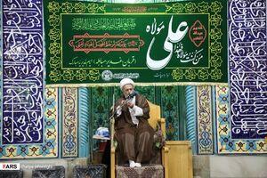 عکس/ برگزاری مراسم جشن غدیر در زاهدان