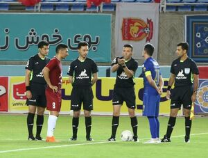 باشگاه شهرخودرو: چرا داور بازی با استقلال را ۲ روز قبل از بازی عوض کردند؟