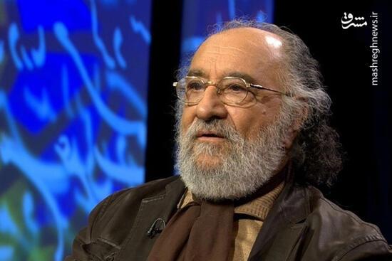 فیلم/ داریوش ارجمند: به شهید سلیمانی افتخار میکنم