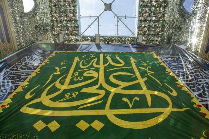 2874779 - عکس/ حالوهوای کربلا در آستانه عید غدیر