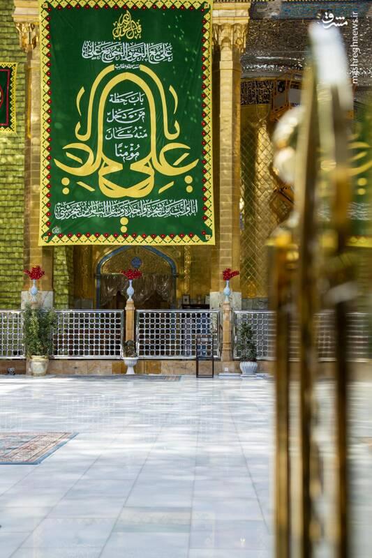 2874780 - عکس/ حالوهوای کربلا در آستانه عید غدیر